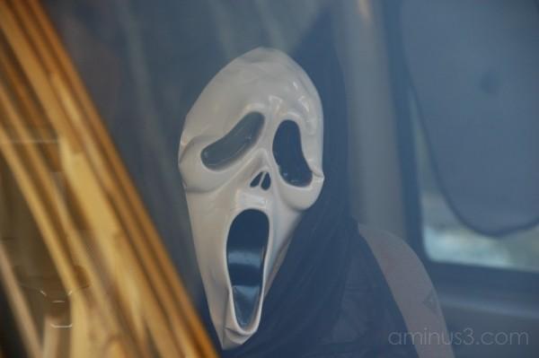Scream: Prague, Czech Republic