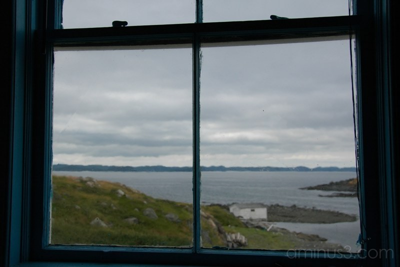 Twillingate Through The Glass from Masonic Temple