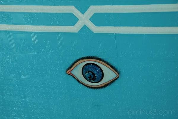 Eye In The Sky - Masonic Temple Twillingate NL