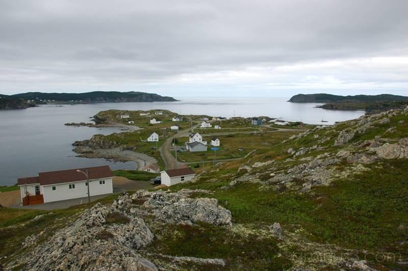 Twillingate Newfoundland rocky outport