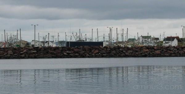 Twillingate Harbour Newfoundland Canada