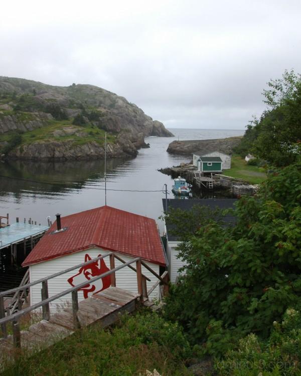 The Gut, Quidi Vidi, Newfoundland, Canada