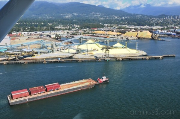 Sulphur North Vancouver British Columbia