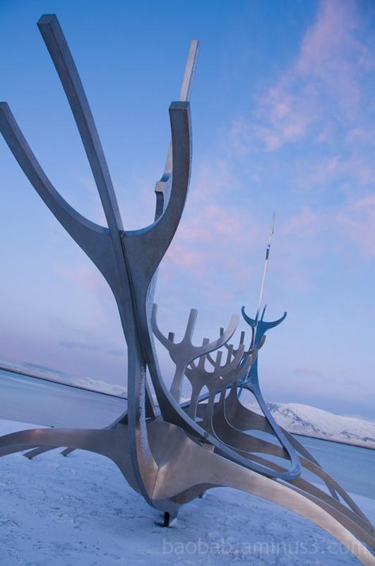 Sun Voyager, Reykjavik