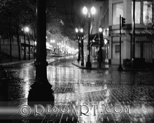 November Night - Morrison Street
