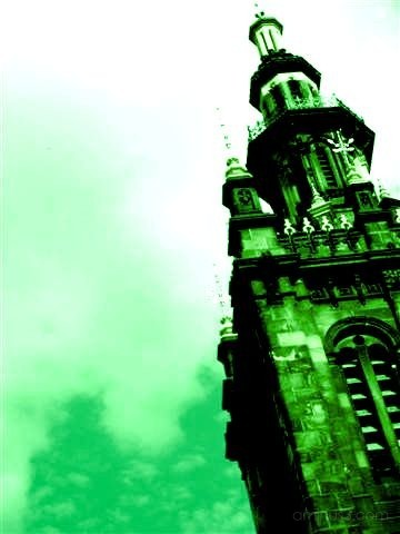 a tower in edinburgh