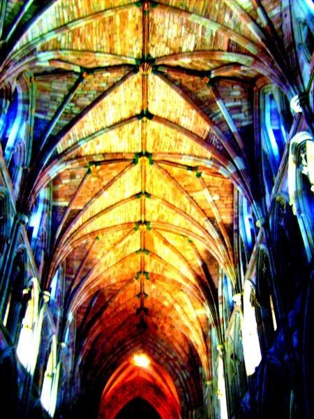 inside the worcester cathedral