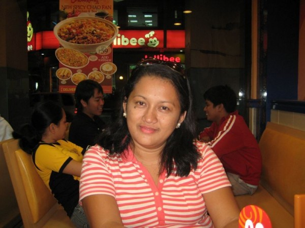Dinner at Chowking