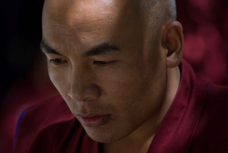 Monk from Lhasa