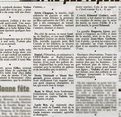 memorabilia - claude daigneault 1932-2009