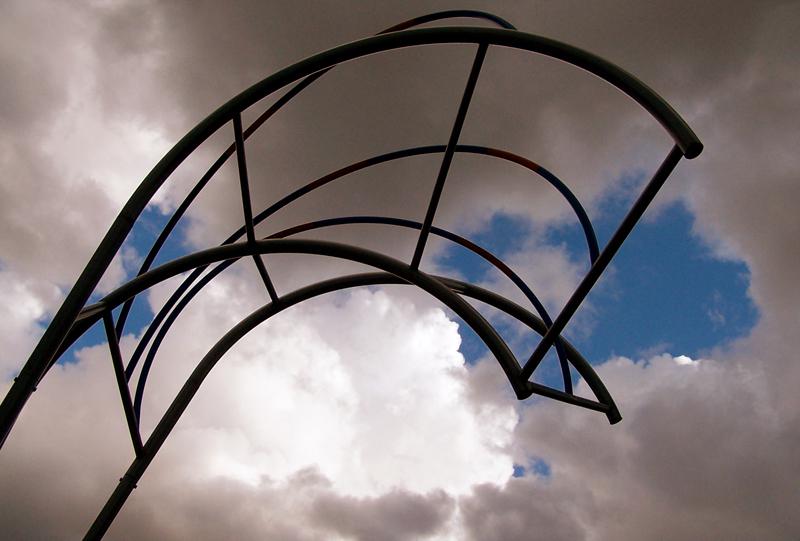 sous les arches - under the arches