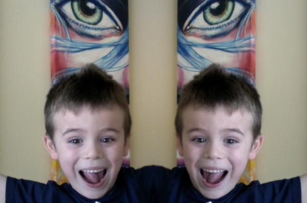 égoportrait - selfie
