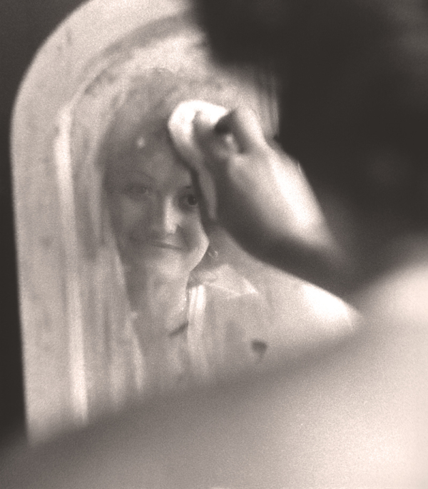 miroir, miroir… - mirror, mirror…
