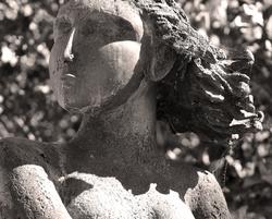 l'héroine d'Amérique   Robert Lorrain - sculpteur