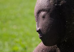 l'amie   Robert Lorrain - peintre et sculpteur