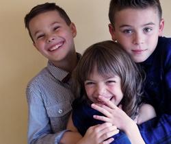 nos p'tits-enfants ② - our grandchildren ②