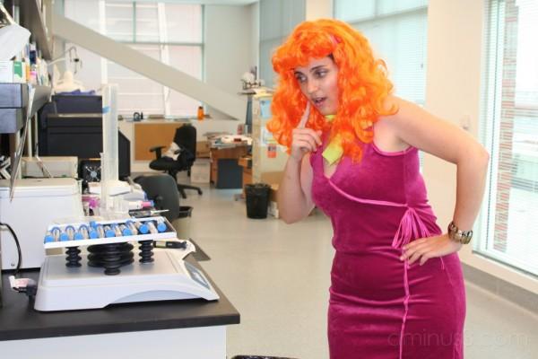 """""""Daphne"""" at work"""