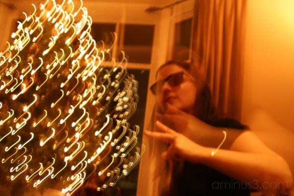 Me and the Christmas Tree - Alexa style