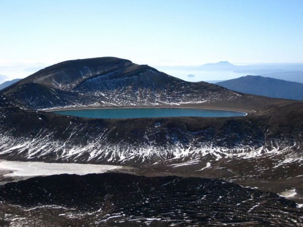 More views from the Tongariro Crossing