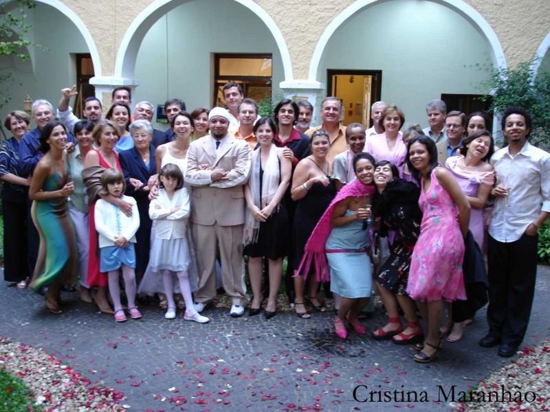 Maia e Eugenio - São Paulo 2005