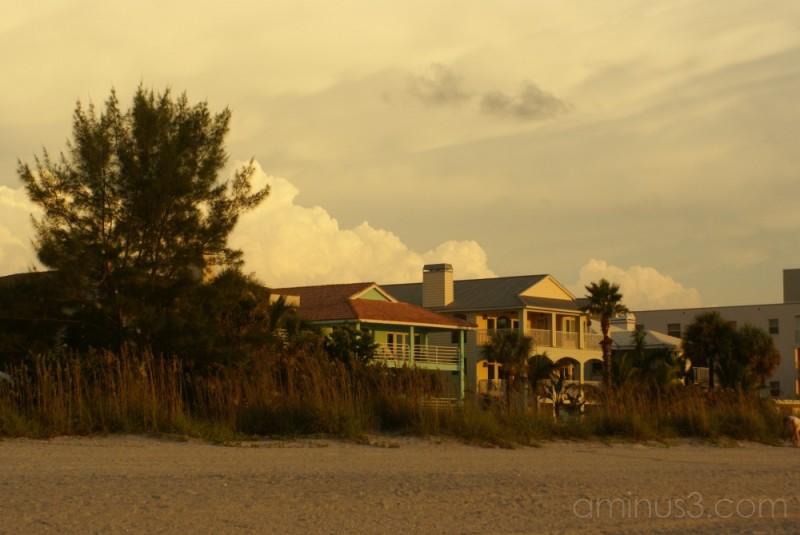 florida gulf of mexico indian rocks beach sky