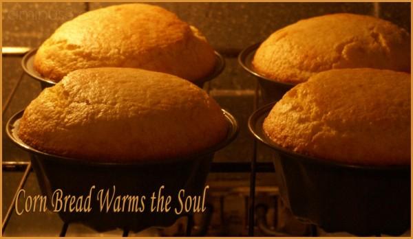 baking cornbread holidays