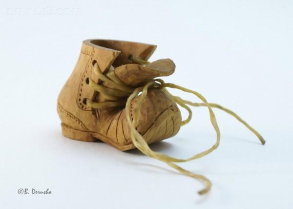 Wood Boot