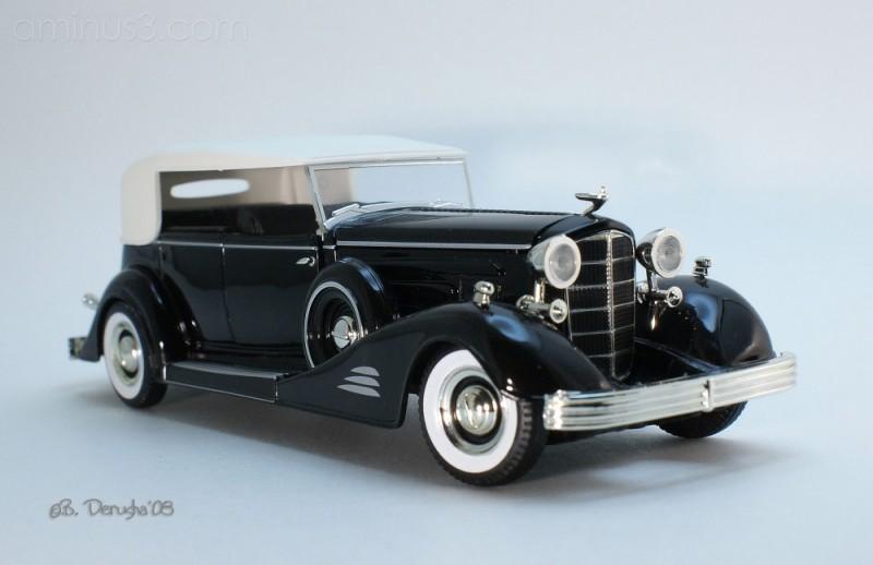 1933 Fleetwood Cadillac