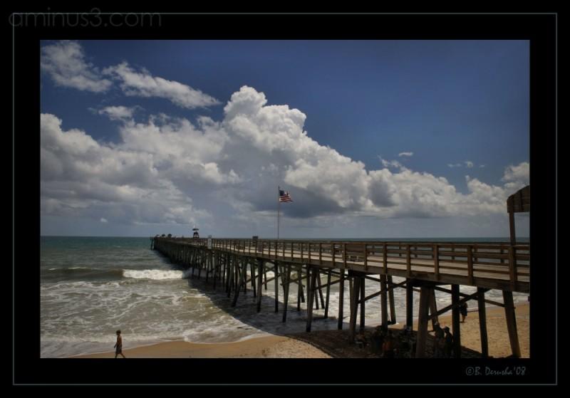 Atlantic Ocean Pier