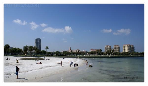 Spa Beach