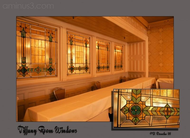 Tiffany Windows