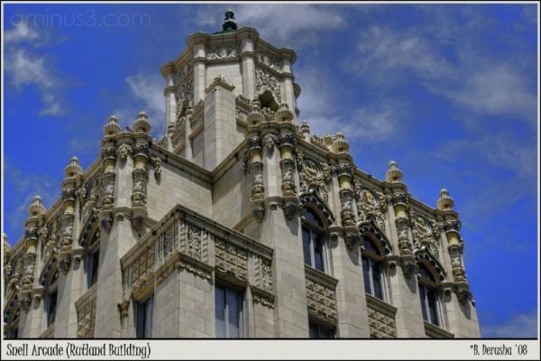 Snell Arcade a/k/a Rutland Building