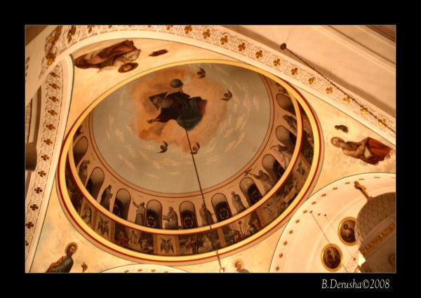 Fresco at St. Nicholas