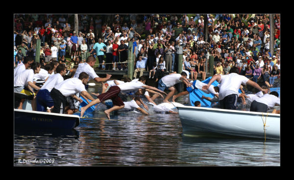 Epiphany, Dive for the Cross