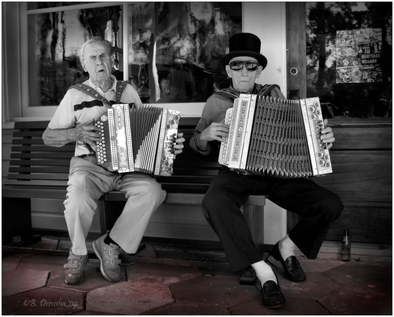 Two Man Band