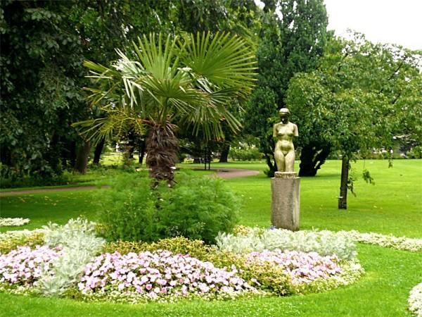 Trädgårdsföreningen in Gothenburg