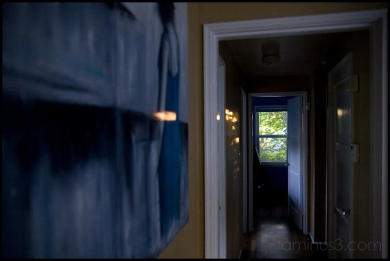 hallway of sadness