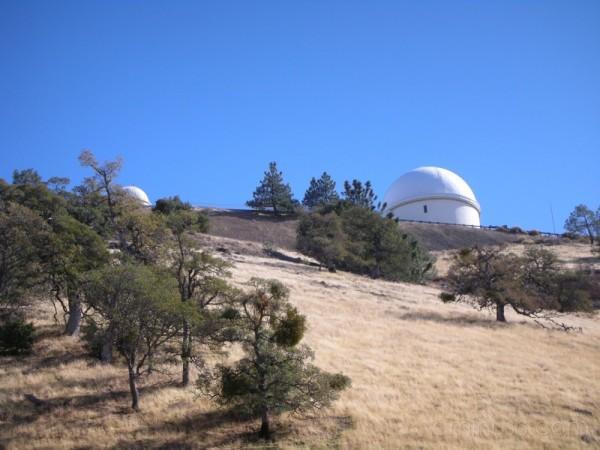 Lick observatory atop Mt. Hamilton, San Jose, CA