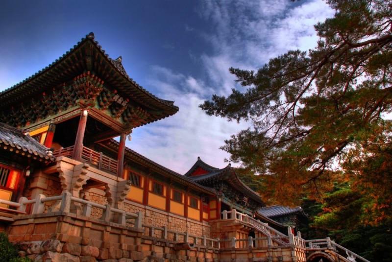 wonderfull autumn in korea