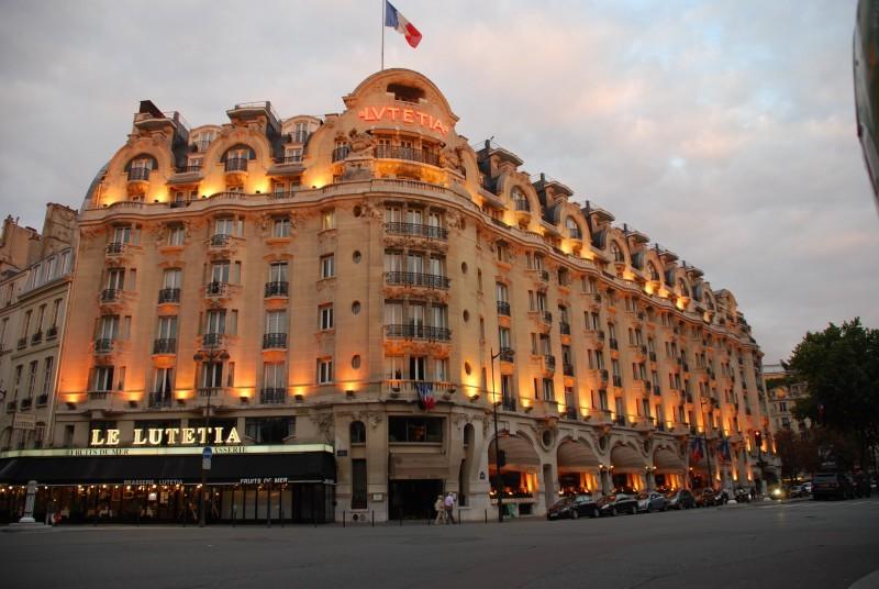 Hotel Lutetia - Paris