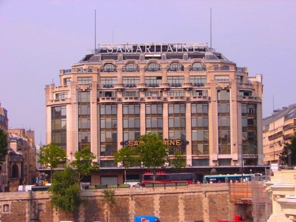 la Samaritaine - Paris