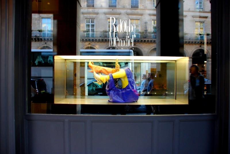 Rodolphe Ménudier - Paris