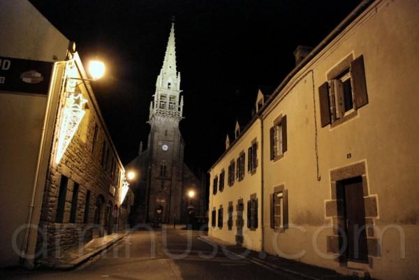 Grand rue - Plouarzel