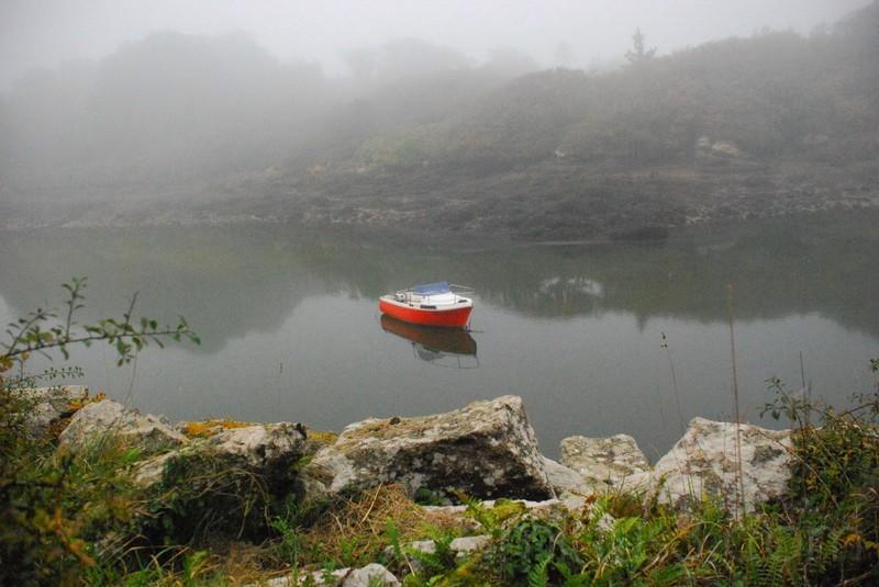 Brume en Bretagne