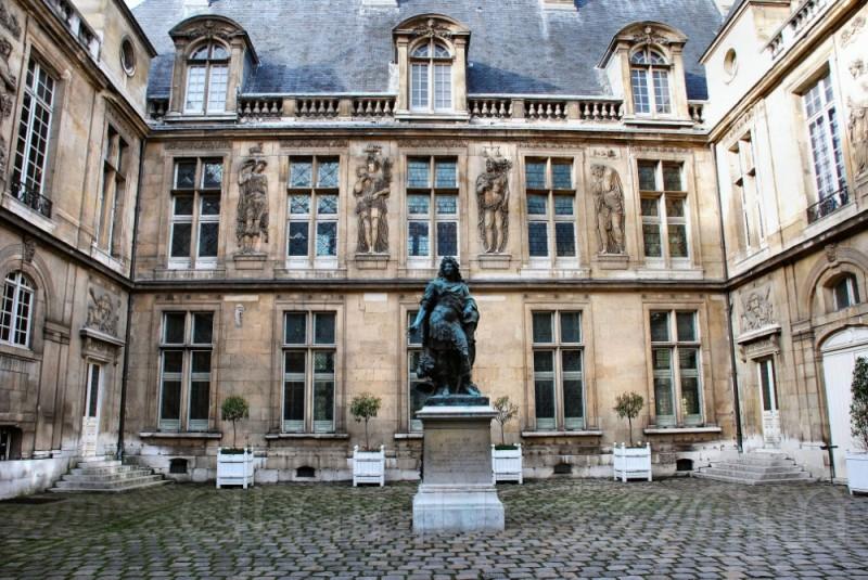 musée carnavalet à Paris