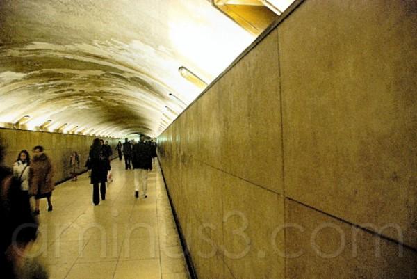 Metro, boulot , dodo