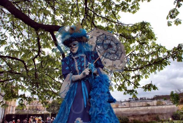 Carnaval vénitien à versailles
