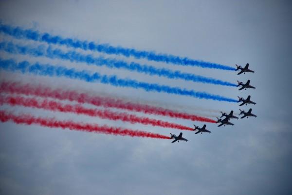 avion, plane, jet, aeroplane, patrouille de France