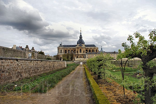 L'église St Louis de Versailles