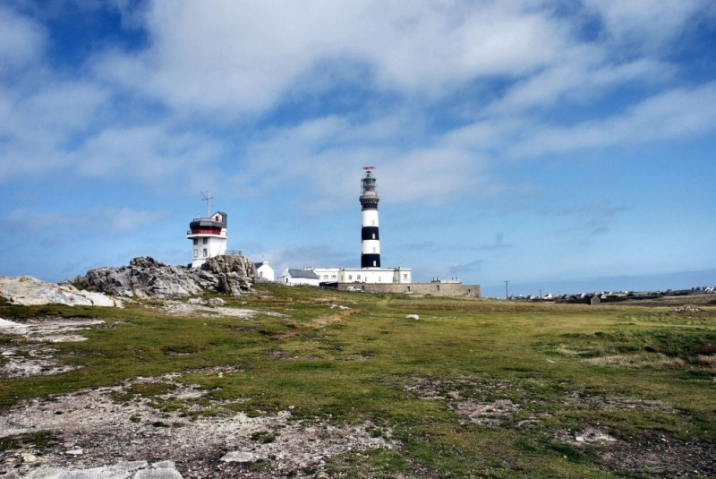 Phare, Ouessant, france, finistere